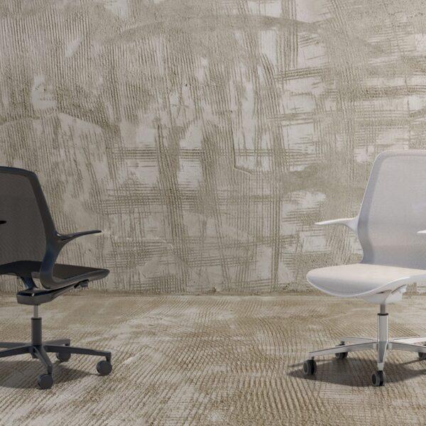 Radna stolica - Ovidio (crna)