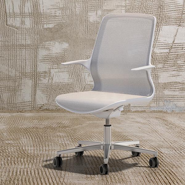 Radna stolica - Ovidio (bijela)